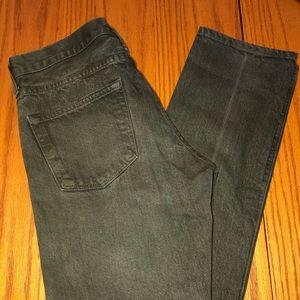 Olive j. Crew jeans